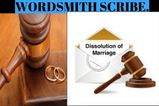 marriage dissolution 2