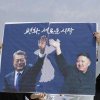 KIM JONG UN WILL WALK ACROSS BORDER FOR SUMMIT WITH MOON---(4 MINUTES READ).