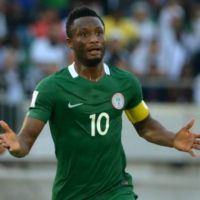 2018 WORLD CUP:MIKEL LISTS 6 PLAYERS TO HELP SUPER EAGLES SUCCEED IN PASSING.---(2 MINUTES READ).