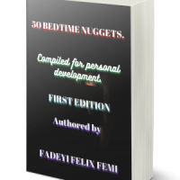 BOOK PUBLISHING:50 BEDTIME NUGGET --FIRST EDITION