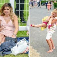 MLST ENTERTAINMENT:Royal Ascot punters get boozy as Queen attends race meet