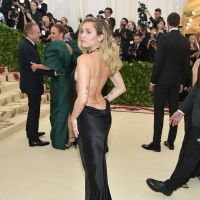 MLST NEWS:Miley Cyrus' Met Gala Dress Dips So Dangerously Low, There Is No End