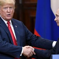 MLST NEWS:Donald Trump praises 'strong' Vladimir Putin amid outrage over defence of Russia