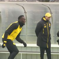 MLST NEWS:Usain Bolt in the running to join Australian football team