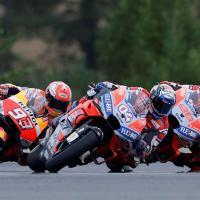 MLST SPORT:Andrea Dovizioso wins Czech MotoGP thriller