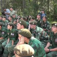 MLST NEWS:Summer camp in Serbia closed after training children to use guns