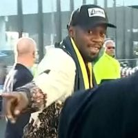 MLST SPORT:Usain Bolt arrives in Australia on football mission