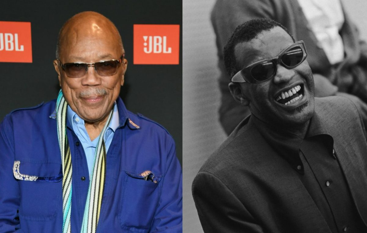 Quincy Jones claims Ray Charles introduced him to heroin aged 15, says Malcolm X was their dealer