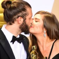 Overton and Shenton married in secret after Oscar win