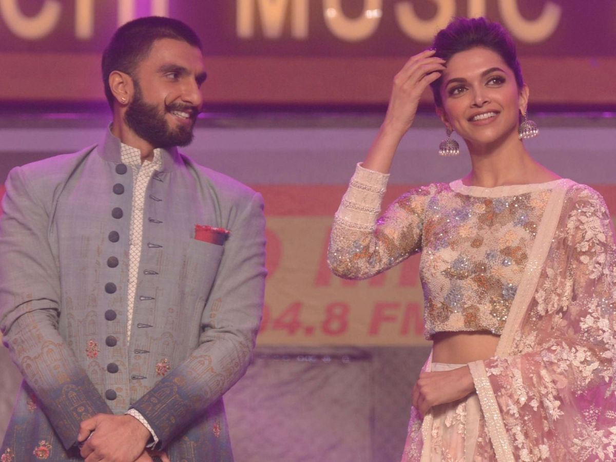 Bollywood's Deepika Padukone and Ranveer Singh are getting married