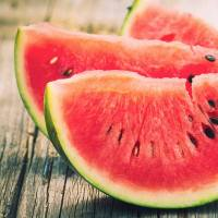 Why I love eating Water-Melon--Citrullus lanatus