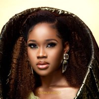 BBNaija's Cee-C Bags Social Media Awards.