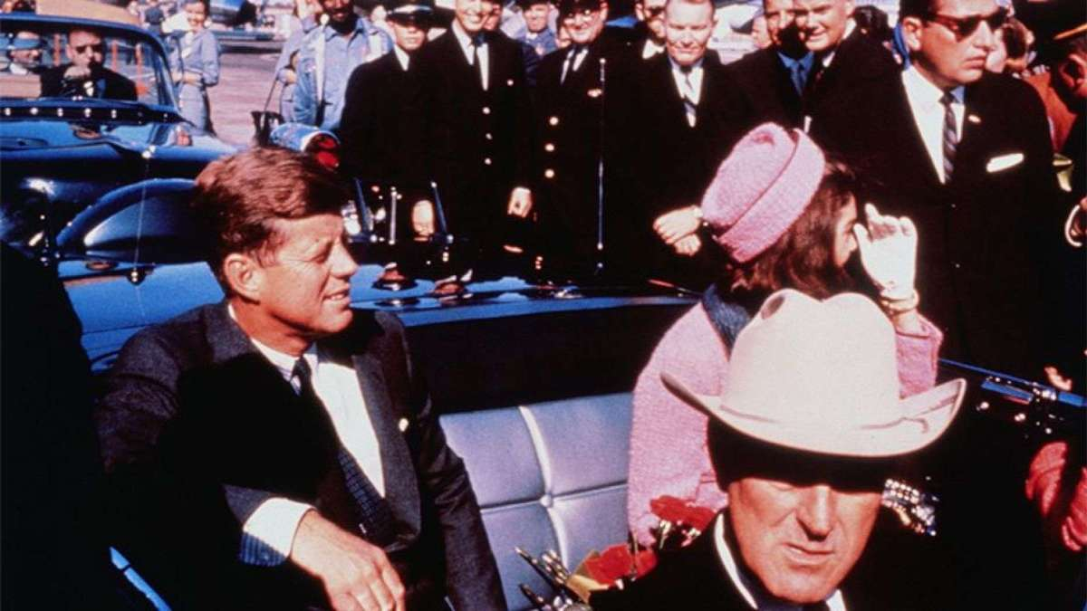 Mark Fuhrman unveils analysis on Kennedy's assassination on Fox Nation's 'The Fuhrman Diaries'