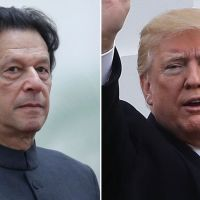 Imran Khan rebukes Donald Trump over 'false' Osama bin Laden claims