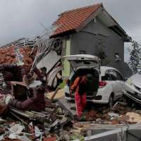 Trump to Indonesia tsunami victims: 'Praying for recovery and healing'