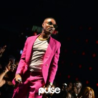Starboy glitters with energetic performance at ''Wizkid VIP Experience'' concert