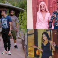 Diamond Platinumz ignites cheating rumours after being captured getting cosy with alleged mzungu lover
