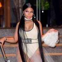 Nicki Minaj calls her boyfriend 'husband'