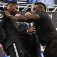 'I'll fight anybody, just get me an opponent' - Anthony Joshua vows to keep US debut despite Jarrell Miller drugs failure