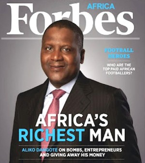 What do you know about the African Richest Man? – www Mlst blog