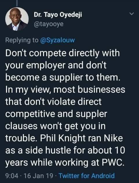 side hustle 15
