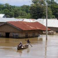 Deltans counting their losses after heavy downpour on Thursday.
