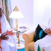 """Well, it is not about stigmatisation; it is about separating the wheat from the chaff.--Ooni tells Buhari."