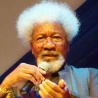 How Soyinka took a swipe at the government of President Muhammadu Buhari.