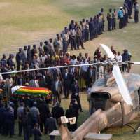 Robert Mugabe will be buried in a mausoleum at the National Heroes Acre shrine in Harare in 30 days time.