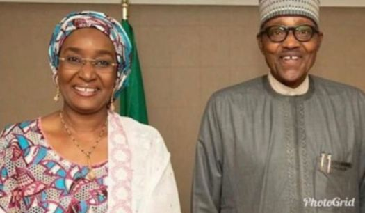 President-Buhari-allegedly-getting-married-to-Sadia-Umar-Farouq-Nigerians-react-lailasnews