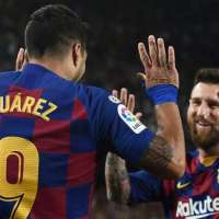 Why Suarez rates Messi as the best?