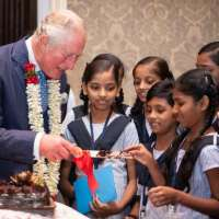 Prince Charles celebrates 71st birthday in India.