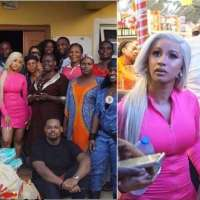 How Cardi B Shows love to Nigerian Orphanage.