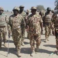 How improvised explosive killed one soldier in Borno.