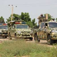 Militant attack in Nigerian town kills 20 soldiers, displaces 1,000 residents